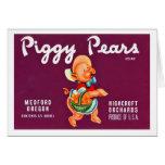 Piggy Pears