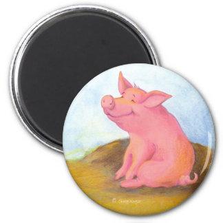 Piggy Pinkles / Magnet
