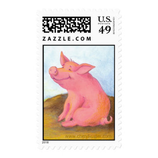 Piggy Pinkles / Postage