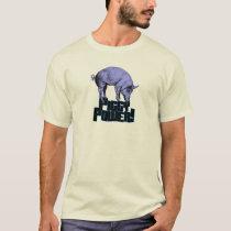 Piggy Power! T-Shirt