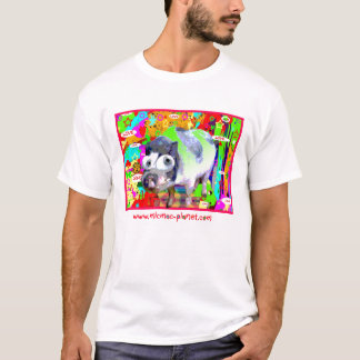 piggy psyquedelic 1 T-Shirt