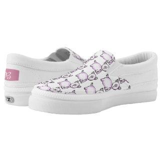 Piggy Slip-On Sneakers