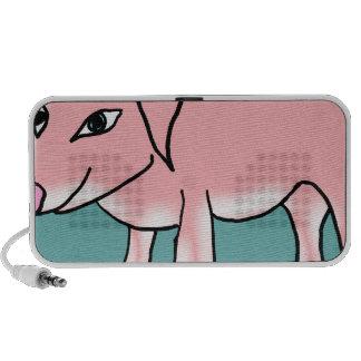 Piggy iPhone Speaker