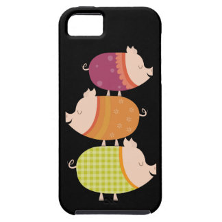 Piggy Stack iPhone SE/5/5s Case