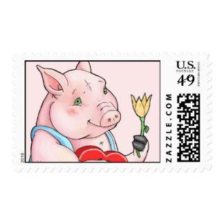 Piggy Stamp