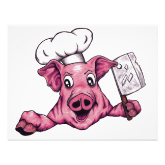 Piggy The Hamicidal Maniac Orig Art Photo Print