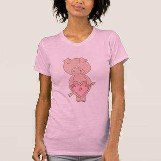 Piggy Valentine T-Shirt