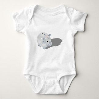 PiggyBank092110 Baby Bodysuit