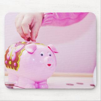 Piggybank Mousepads