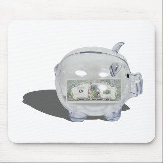 PiggyBankMillionSavings102410 Mousepad