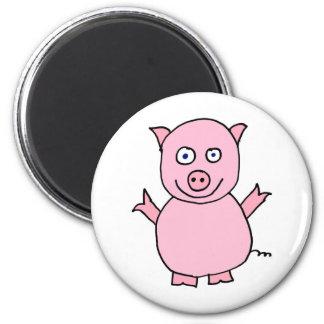 Piggylicious Pig the piggy Magnet