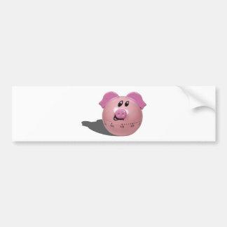 PiggyTimer103110 Bumper Sticker