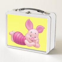 Piglet 1 metal lunch box