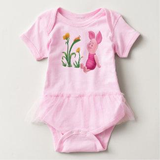 Piglet 2 baby bodysuit