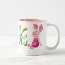 Piglet 2 Two-Tone coffee mug