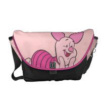 Piglet 8 messenger bag
