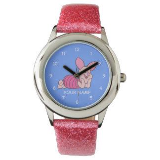 Piglet 8 wrist watch