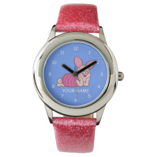 Piglet 8 wrist watches