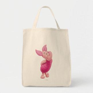 Piglet 9 canvas bags
