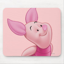 Piglet 9 mouse pad