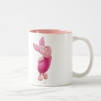 Piglet 9 Two-Tone coffee mug