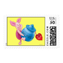 Piglet and Hunny Pot Postage