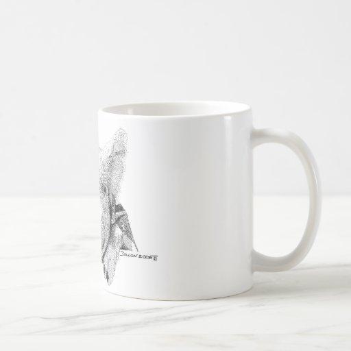 Piglet Classic White Coffee Mug