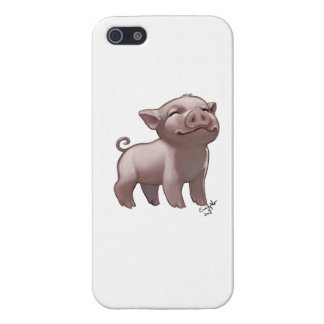 Piglet Cover For iPhone SE/5/5s