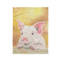 Piglet fleece