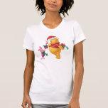 Piglet Gifting Pooh Tee Shirt