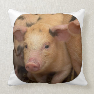 """""""Piglet"""" home ware products Throw Pillow"""