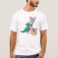 Piglet in Halloween Costume T-Shirt