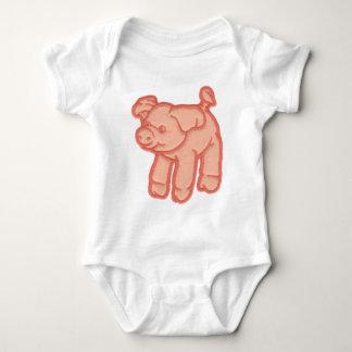 Piglet Infant Creeper