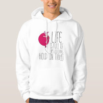 Piglet | Life is Full of Ups & Downs Hoodie