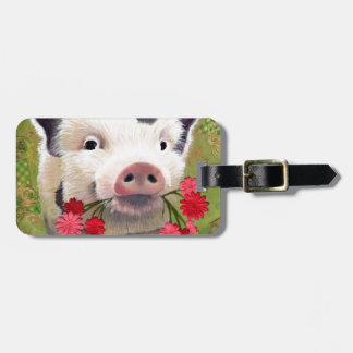 Piglet Tags For Luggage