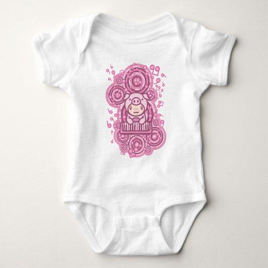 Piglet_Method Baby Bodysuit