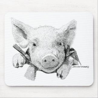 Piglet Mouse Pad