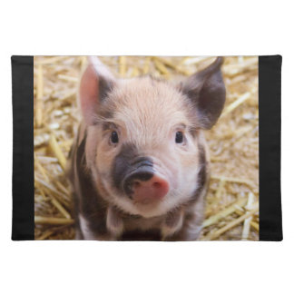 Piglet Cloth Placemat