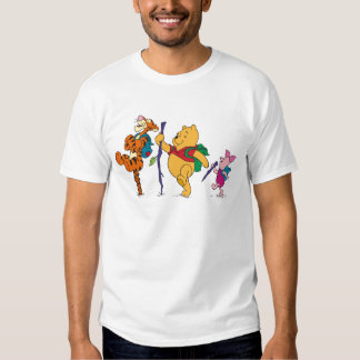 Piglet, Tigger, and Winnie the Pooh Hiking Shirt