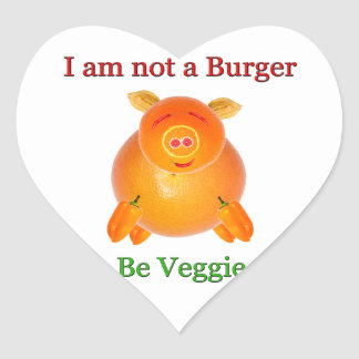 Piglet with slogan stickers