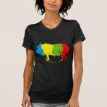 Pigmento de la imaginación camiseta