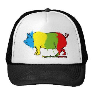 Pigmento de la imaginación gorras de camionero