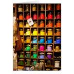 Pigmentos - Venecia Tarjetas