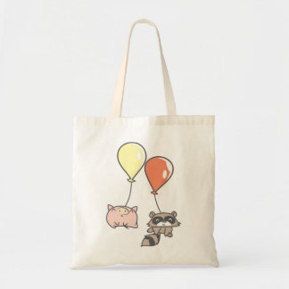 PIGPUandCUCKOON Tote Bags