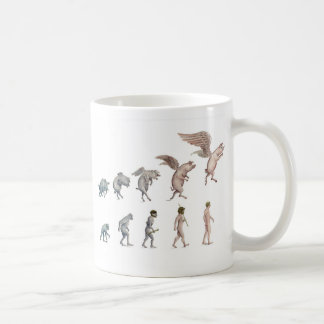 Pigs and Men mug