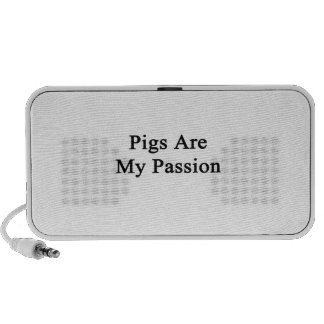Pigs Are My Passion Speakers