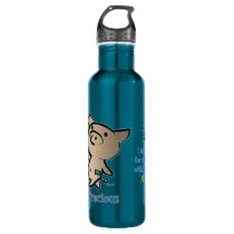Pigs are Precious JDRF Water Bottle