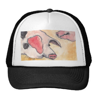 Pigs at the County Fair Trucker Hat