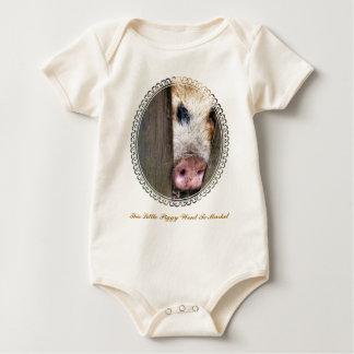 PIGS BABY BODYSUIT