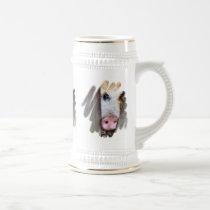 PIGS BEER STEIN